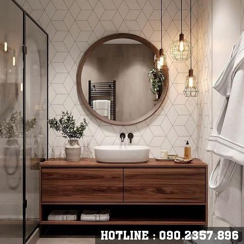 Các Mẫu Phòng Tắm Hiện Đại