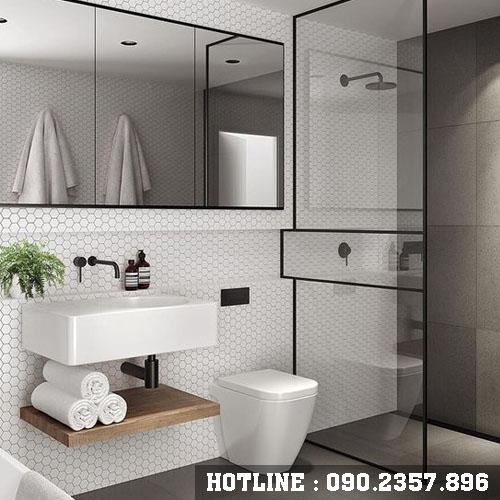 Mẫu Phòng Toilet Đẹp