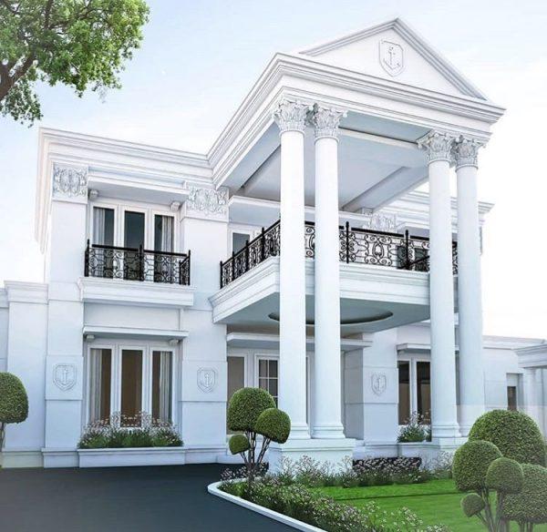 Mẫu Thiết Kế Nhà Phố Ở Nha Trang
