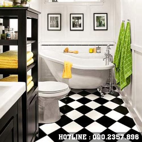 Những mẫu nhà tắm đẹp