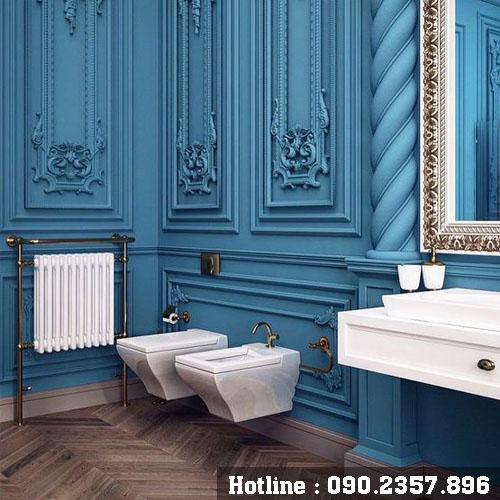 Phòng Tắm Cổ Điển