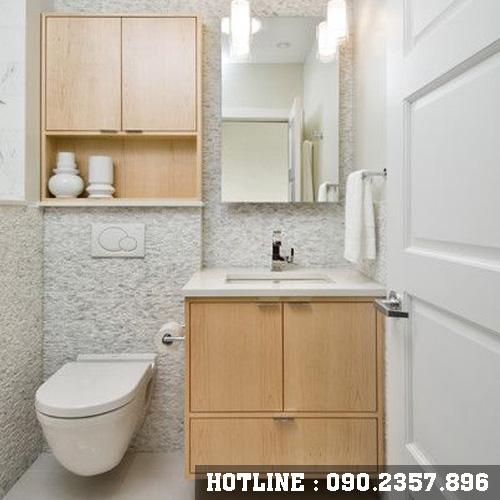 Phòng Tắm Nhỏ Đẹp