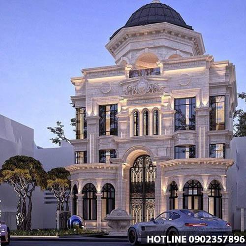 Thiết Kế Khách Sạn Cổ Điển Giá Rẻ