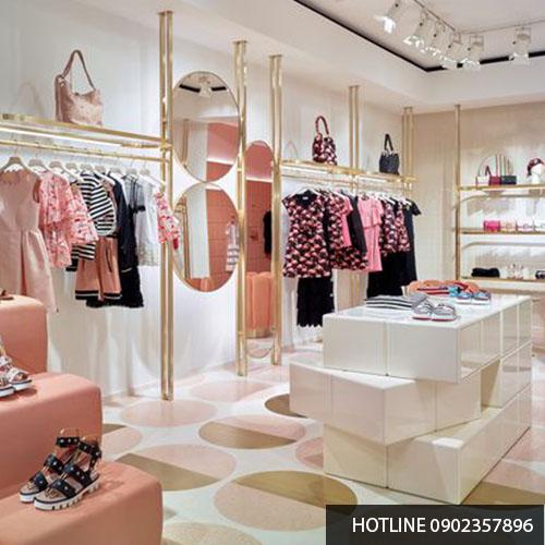 Thi Công Nội Thất Shop Thời Trang TPHCM