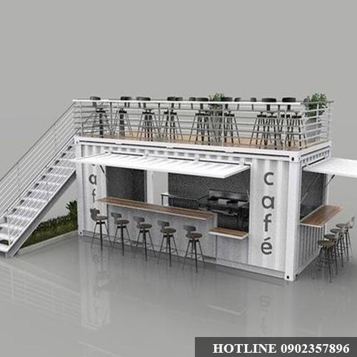 Báo Giá Thi Công Quán Cafe Tại Tp.HCM