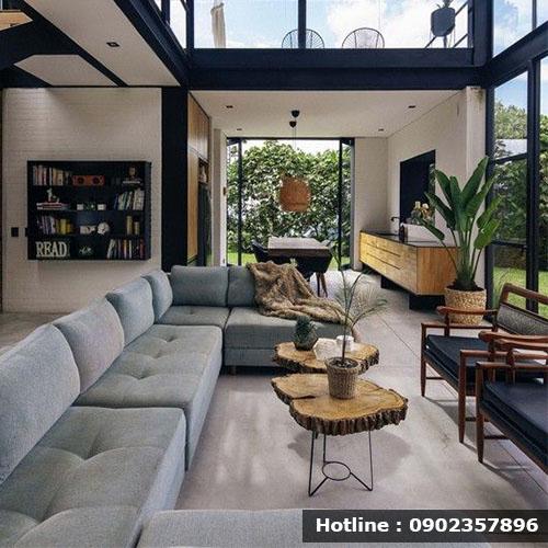 Giá Thiết Kế Nội Thất Nhà Ở Hiện Đại Tại Nha Trang