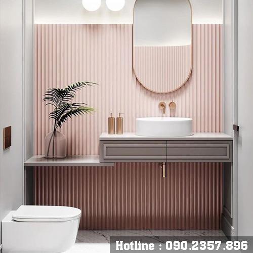 Thiết Kế Toilet 3m2