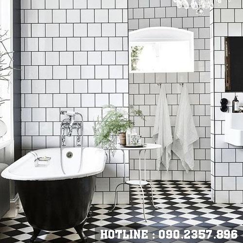 trang trí nhà tắm nhỏ