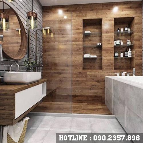 Trang trí phòng tắm đẹp