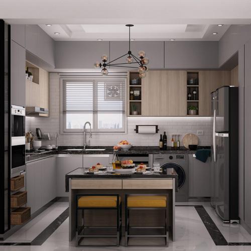 mẫu thiết kế tủ bếp đẹp