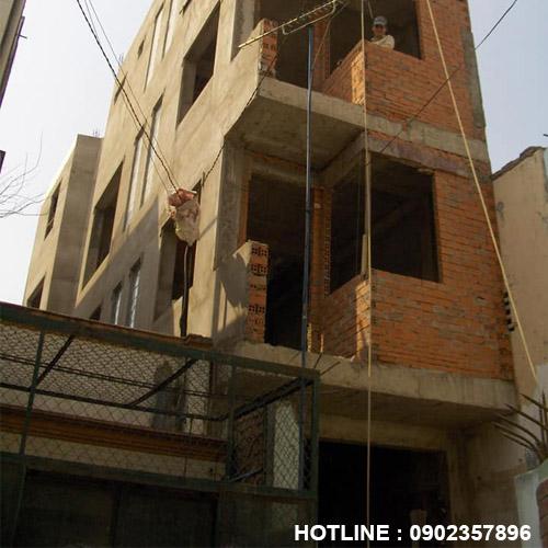 KHÔNG GIAN MỚI thực hiện sửa chữa nhà theo quy trình rõ ràng, chi tiết