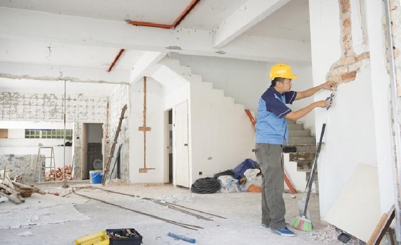 Các hạng mục sửa chữa nhà tại Thuận An