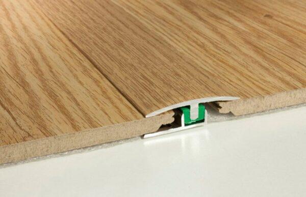 Phụ kiện nẹp sàn sẽ được sử dụng ở giai đoạn hoàn thiện công trình