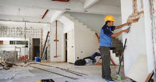 Sửa nhà tại Thủ Dầu Một cũng cần tuân thủ theo quy trình