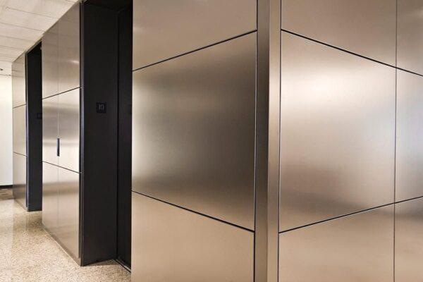 Nẹp inox góc tường tăng độ thẩm mỹ cho công trình