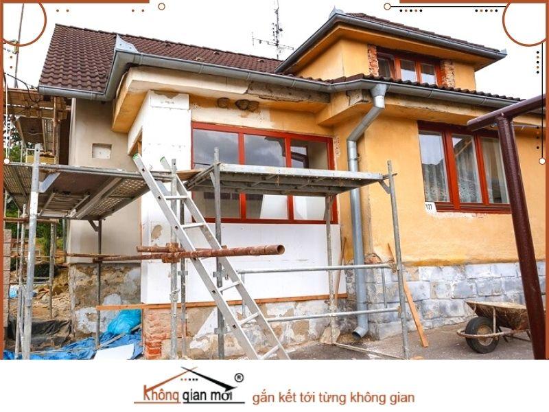 Các hạng mục sửa chữa nhà tại huyện Giáo Phú