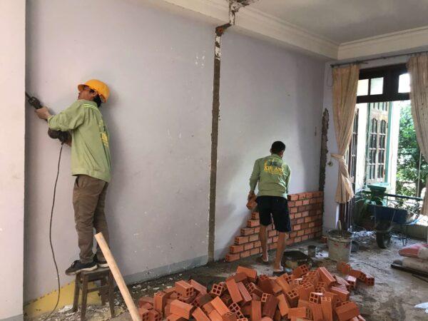 Dịch vụ sửa nhà uy tín tại Tân Uyên