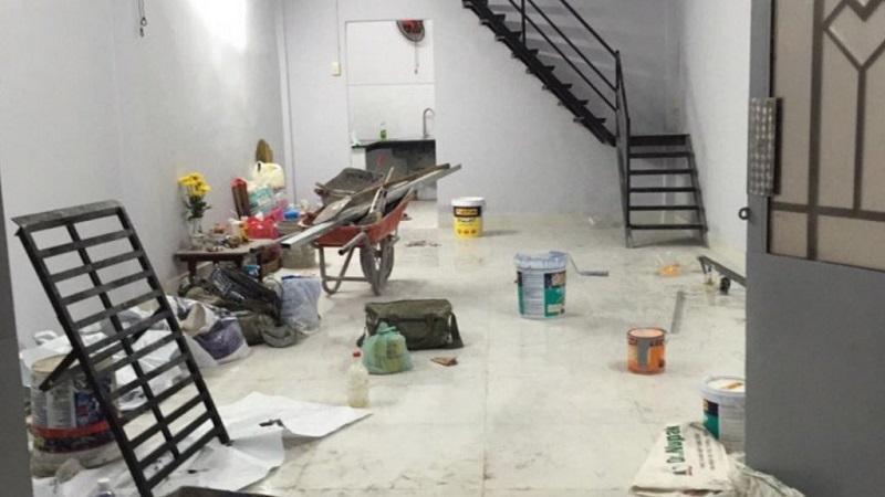 Những hạng mục có trong dịch vụ sửa chữa nhà tại Bắc Tân Uyên