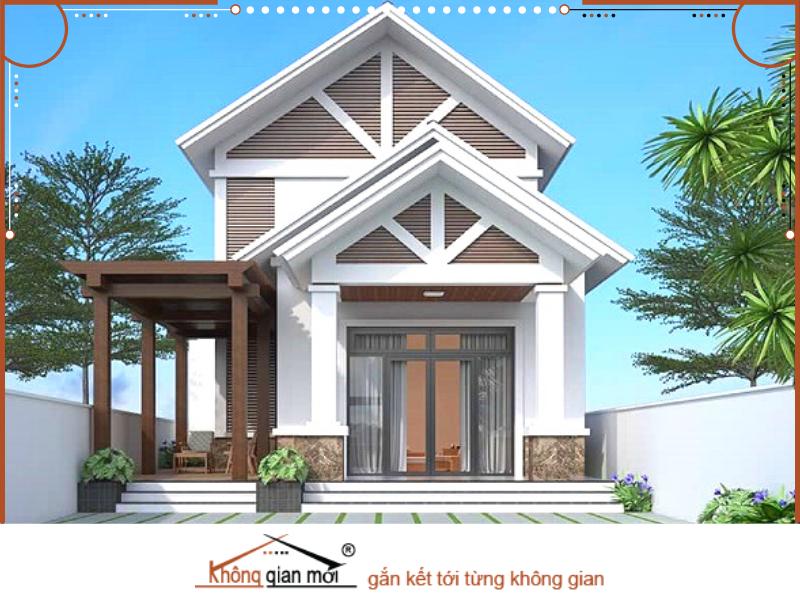 Kiến trúc Thái từ lâu đã không còn xa la nên những mẫu nhà kiểu Thái cũng rất được ưa chuộng