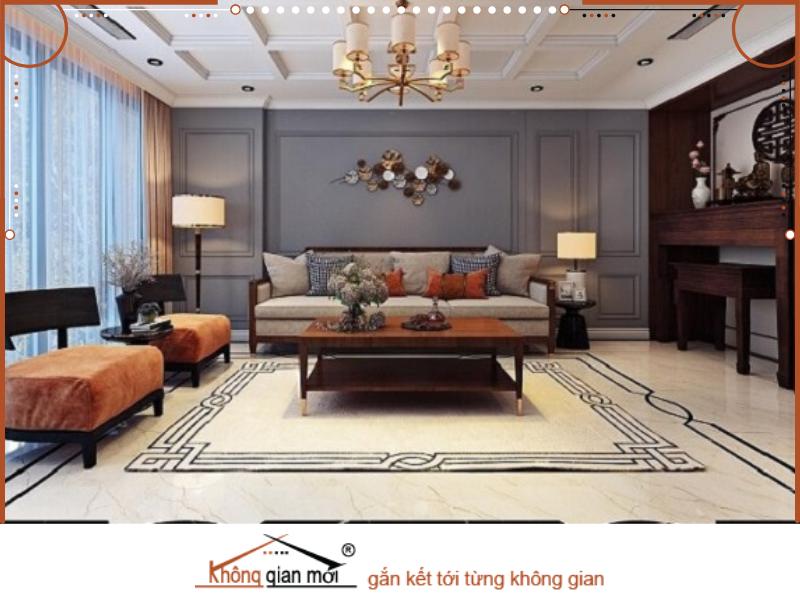 Phòng khách nên được cải tạo và sửa chữa lại theo hình vuông để gia tăng tài lộc. Đồ nội thất phòng khách cũng nên được sắp xếp gọn gàng