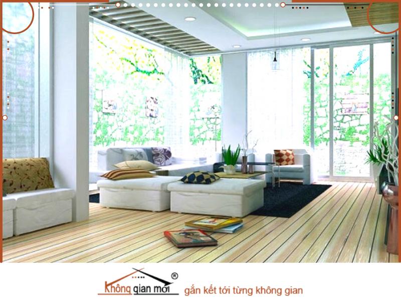 Ánh sáng chính là yếu tố quan trọng nên được lưu ý bảo trì sửa chữa thường xuyên trong nhà.